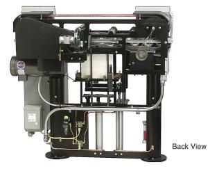 Bear XS-1250 labelling machine